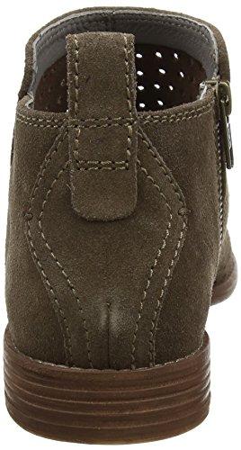 Hudson Revelin Suede Perf, Boots classiques femme Gris (Taupe)
