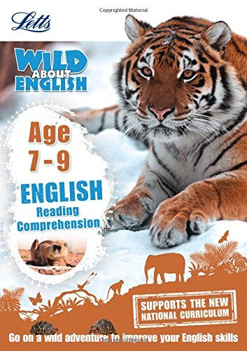 English - Reading Comprehension Age 7-9 (Letts Wild About) by Letts KS2 (2015-06-19)