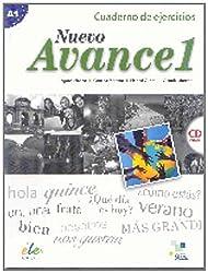 Nuevo Avance 1. Cuaderno de ejercicios (inkl. CD): Curso de español. Nivel A1