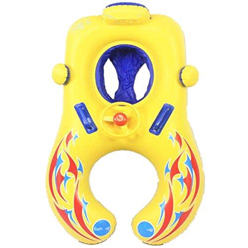 Ns volante per parasole gonfiabile volante mare tromba simpatica barca gialla