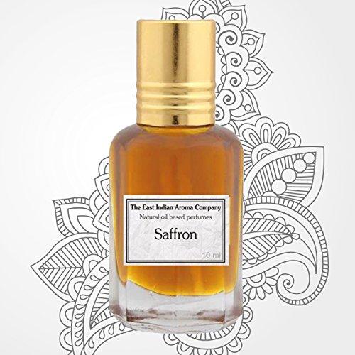 reinen, natürlichen Safran ätherisches Öl/Parfüm. 10ml (Indian Oil Parfüm)