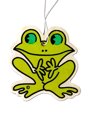 cute-green-frog-air-freshner-with-forest-fresh-fragrance