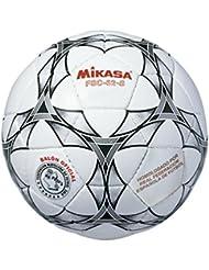Mikasa Beachvolleyball, football white/black, 4, 16858