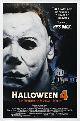 urn of Michael Myers (1978) Movie Poster 24x36 by The Gore Store (1978-halloween-movie-poster)