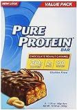 Pure Protein Chocolate Peanut Caramel, 50 gram, 6 count Multipack
