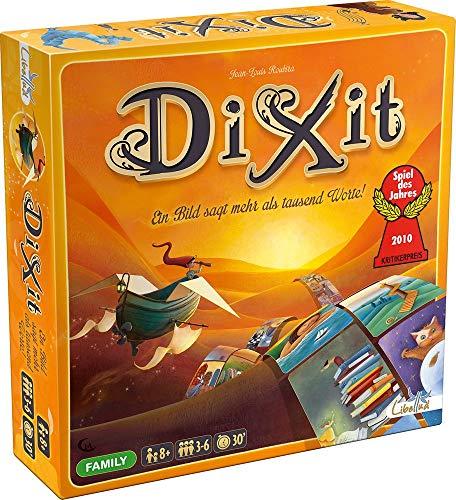Dixit - Grundspiel - Original | DEUTSCH | Spiel des Jahres 2010
