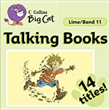 Talking Books: Band 11/Lime (Collins Big Cat Audio)