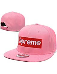 Heder ysgmy Unisexe Outdoor Summer Camping Cotton Supreme Snapbacks Baseball Casquette