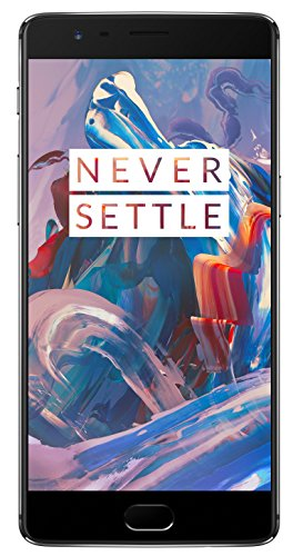 OnePlus 3 (Graphite, 64 GB)