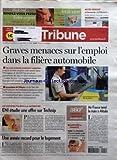 Telecharger Livres TRIBUNE LA No 3546 du 24 11 2006 RENDEZ VOUS PERSO VOTRE ARGENT DEFISCALISATION LA REFORME DE L IMPOT CHANGE LA DONNE ART DE VIVRE DESIGN MOI UN AUTRE MONDE GRAVES MENACES SUR L EMPLOI DANS LA FILIERE AUTOMOBILE LES GROUPES ITALIENS A LA MANOEUVRE ENI ETUDIE UNE OFFRE SUR TECHNIP UNE ANNEE RECORD POUR LE LOGEMENT MARCHES FINANCE PLACE LES ACTIONNAIRES D EURONEXT APPELES A VOTER SUR LA FUSION AVEC LE NYSE LE 19 DECEMBRE AIR FRANCE TEND LA MAIN A ALITALIA (PDF,EPUB,MOBI) gratuits en Francaise