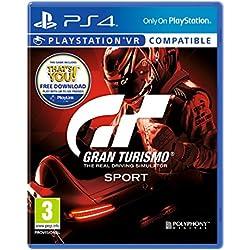 Gran Turismo: Sport (Playstation 4) [importación inglesa]