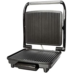 Amazon Brand - Solimo Tandoor Grill (1500W, Black)