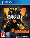 Call Of Duty Black OPS 4 Specialist Edition : Playstation 4 , ML