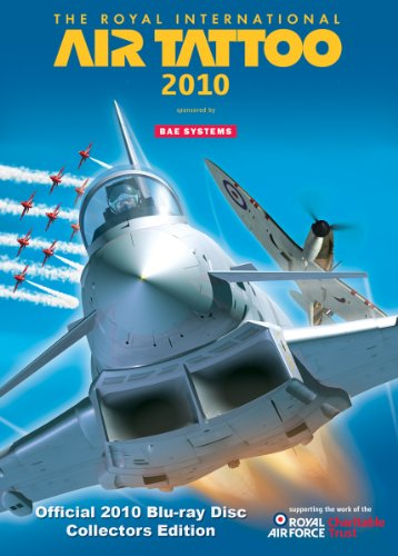 Royal International Air Tattoo 2010 - Collectors Edition RIAT 2010 BluRay Disc [200 DVDs] (Air Blu-ray)