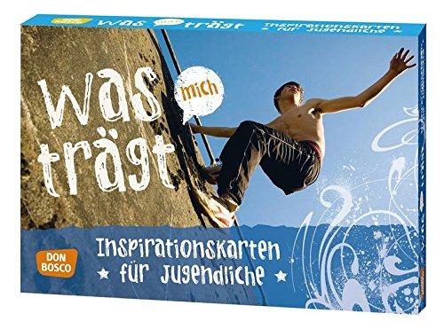 Was (mich) trägt: Inspirationskarten für Jugendliche (Inspirationskarten für die Jugendarbeit) (T Karte M Die A I)