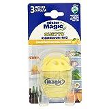 Mister Magic Assorbi Odori Frigo con Estratti Naturali di Limone - 1 Prodotto