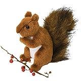 Cuddle Toys 3793Roadie RED SQUIRREL Eichhörnchen rot/braun Sciurus Kuscheltier Plüschtier Stofftier Plüsch Spielzeug