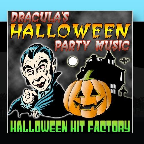 Dracula's Halloween Party Music by Halloween Hit Factory (Halloween-party Music Factory)