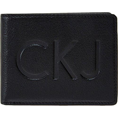 Calvin klein-portafoglio in pelle