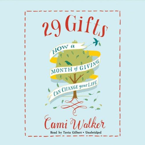 29 Gifts  Audiolibri