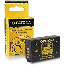 Batería EN-EL20 para Nikon 1 J1 | 1 J2 | 1 J3 | 1 S1 | Coolpix A