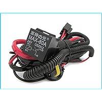 Cablaggio Rele Relay 24V 80A Stabilizzatore Corrente Per Lampada Xenon