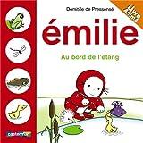Emilie Flip-Flap - Emilie au bord de l'étang