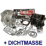 Unbranded 70 Zylinder KIT KOLBEN DICHTUNGEN Kopf Set für Honda CT MOTRA ST DAX 70 Zylinderkit