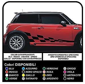 Seitenaufkleber Für Mini Cooper S One Jcw 14 16 Grafik