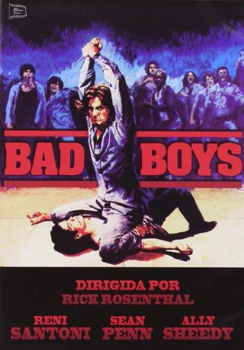 Klein und gefährlich - Bad Boys - Director: Rick Rosenthal - Sean Penn. Audio in Englisch und Spanisch. Untertitel in Spanisch.