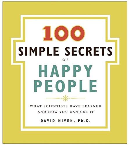 100 Simple Secrets of Happy People, The por David Niven