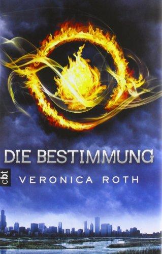 Buchseite und Rezensionen zu 'Die Bestimmung' von Veronica Roth