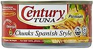 Century Tuna Chunks Spanish Style  - 184 gm