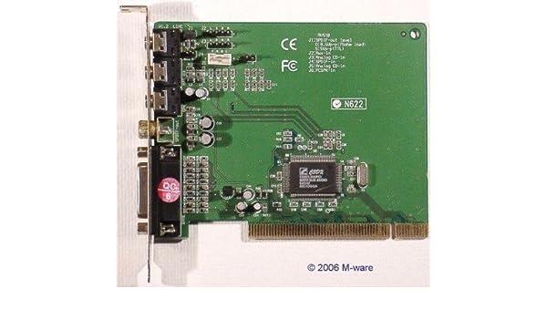 AUDIO EXCEL CMI8338A PCI DRIVERS FOR WINDOWS 10