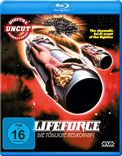 Lifeforce (Die tödliche Bedrohung) [Blu-ray]
