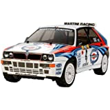 1/10 RC Car Series No.570 Lancia Delta Integrale (TT-02 chassis) 58570 (japan import)
