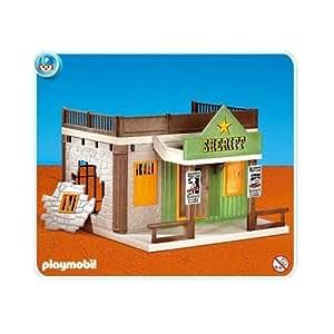 Playmobil 7378 Bureau du sherif NOUVEAUTE 2013