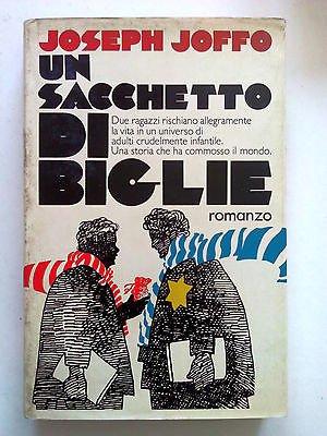 Joseph Joffo: Un Sacchetto di Biglie ed. Club Italiano Lettori 1977 [SR] A63