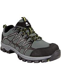 GUGGEN MOUNTAIN Chaussures hommes Bottes de randonn chaussures de marche chaussures plein air impermeables T003