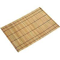 5er Tisch Set 1 Tischlaufer 4 Tischunterlagen Platzset Bambus