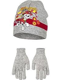 c36e1a1708376 Conjunto de guantes y gorro de la patrulla canina