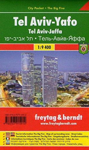 Tel Aviv 2021: FBCP.740 par Freytag-Berndt und Artaria KG