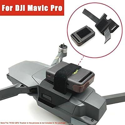 For DJI Mavic Pro Fpv Drone Bracket Holder,Y56 New Arrival TK102 GPS Tracker Locator Tracking Bracket Holder For DJI Mavic Pro Fpv Drone