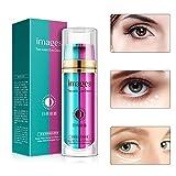 Augengel, Kühlendes Augencreme/Eye Cream Zum Gegen Augenringe, Tag und Nacht