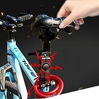 Alarma de movimiento de vibración inalámbrica con mando a distancia antirrobo para motocicleta, coche, seguridad al aire libre, USB, carga, control remoto inalámbrico, alarma de vibración, bocina eléctrica, vehículo doméstico, Vibratio