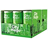 60 Dosen City City Hugo 6.9% Holunderblüte & Limette Vol. 60 x 200ml