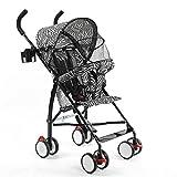 &Klappwagen Kinderwagen-Kinderwagen-ultra leichter einfacher Regenschirm (Farbe : 4#)