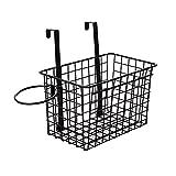 Yontree® Multifunktionale Aufbewahrungskorb Regalkorb in der Küche zum Hängen über die Schranktür