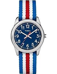 Timex Kinder-Armbanduhr Analog Quarz TW7C09900