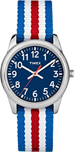 timex-childrens-quartz-watch-with-blue-dial-analogue-display-and-multi-colour-nylon-strap-tw7c09900